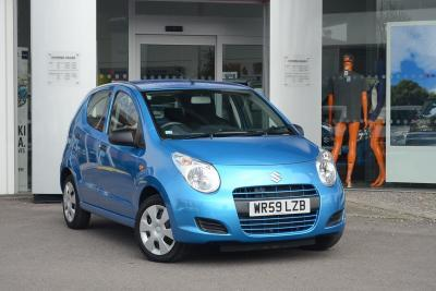 Suzuki Alto 1.0 SZ3 5dr Hatchback Petrol BlueSuzuki Alto 1.0 SZ3 5dr Hatchback Petrol Blue at Pebley Beach Swindon