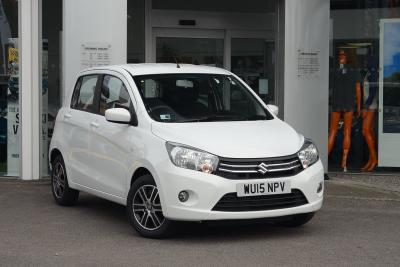 Suzuki Celerio 1.0 SZ4 5dr Hatchback Petrol Superior WhiteSuzuki Celerio 1.0 SZ4 5dr Hatchback Petrol Superior White at Pebley Beach Swindon