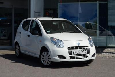 Suzuki Alto 1.0 SZ 5dr Hatchback Petrol Superior WhiteSuzuki Alto 1.0 SZ 5dr Hatchback Petrol Superior White at Pebley Beach Swindon