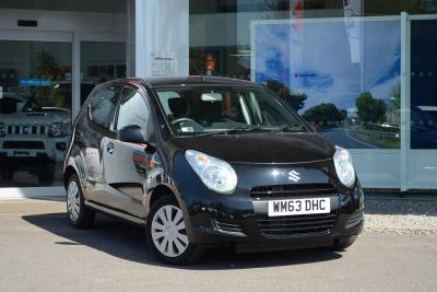 Suzuki Alto 1.0 SZ3 5dr Hatchback Petrol Midnight BlackSuzuki Alto 1.0 SZ3 5dr Hatchback Petrol Midnight Black at Pebley Beach Swindon