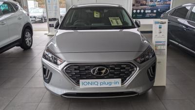 Hyundai Ioniq Plug-in Hybrid Premium SE 1.6 GDi 141PS 2WD DCT MY 5 Door Hatchback / Fastback Hybrid Typhoon Silver at Pebley Beach Cirencester