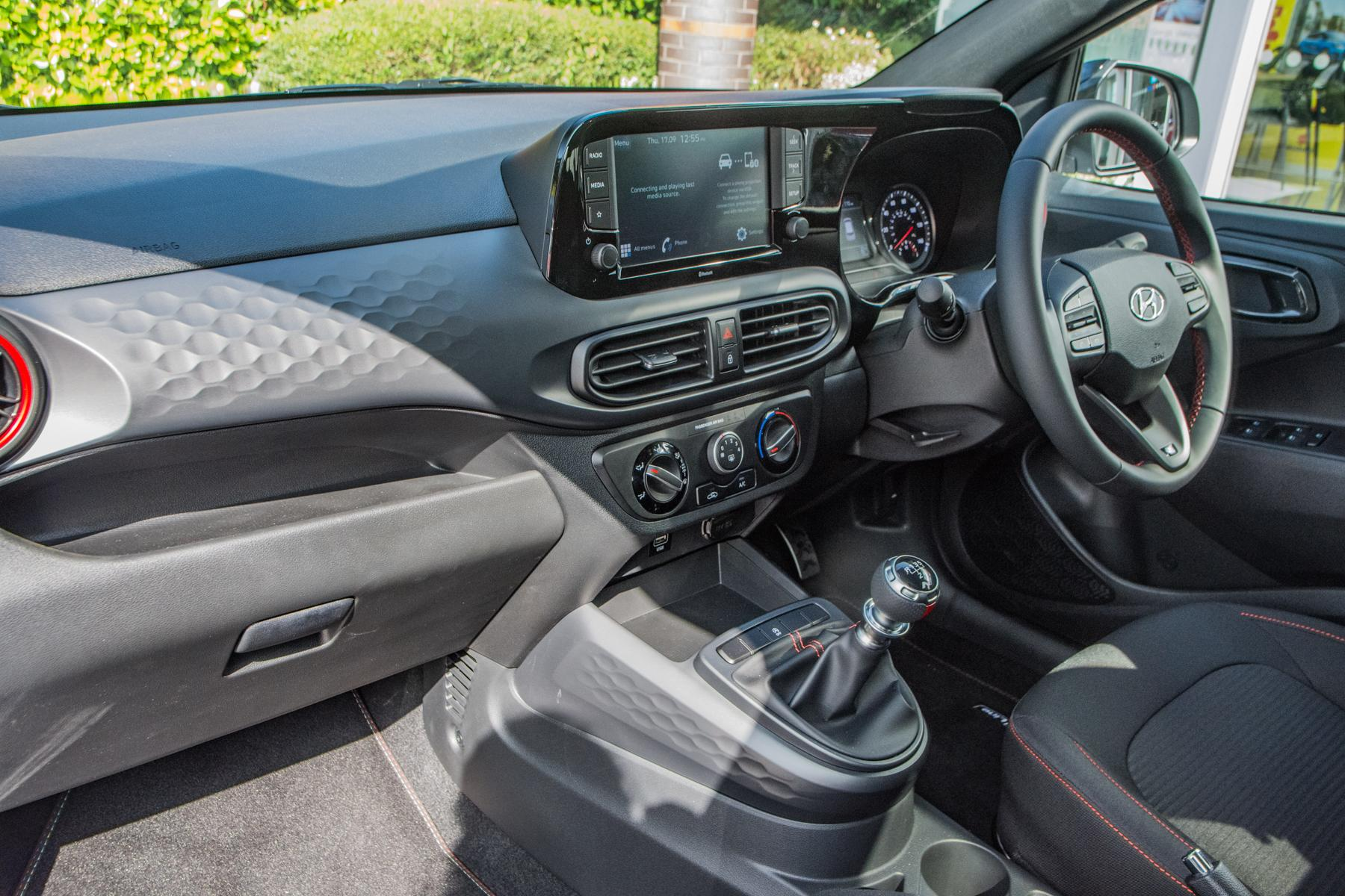 2020 Hyundai i10 N Line 1.0 T-GDi 100PS Manual MY20.5