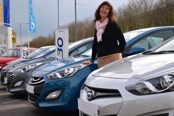 Pebley Beach's fleet sales executive is UK's first Hyundai Business Professional