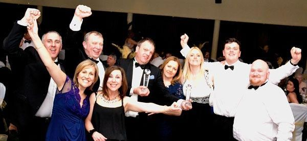Pebley Beach named Wiltshire Business of the Year 2014