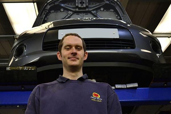 Swindon mechanic named Suzuki's Motor Technician of the Year