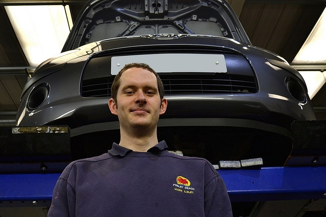 Award-winning Swindon mechanic to represent UK on world stage