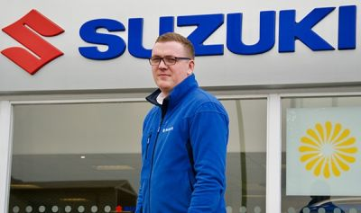 Suzuki salesman becomes one of first in country to gain industry body accreditation