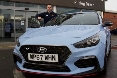 Pebley Beach one of first places to see new Hyundai N brand