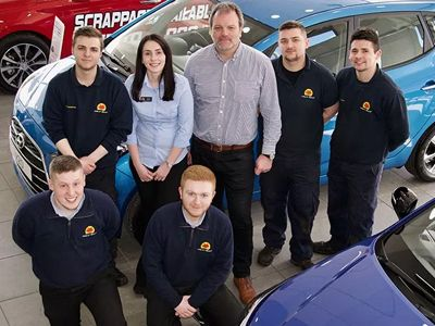 Get the senior staff you want with apprenticeships, says motor dealer