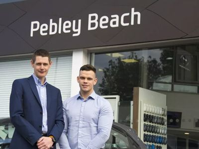 Two new appointments add muscle to Pebley's sales team