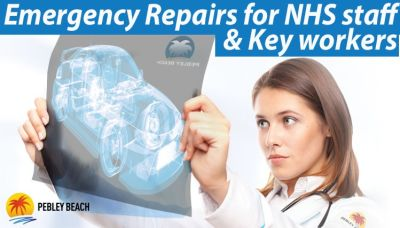 Help for NHS and Keyworkers