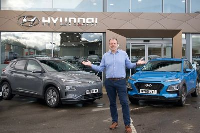 Rumoured trade-in incentive welcomed by Swindon car dealer