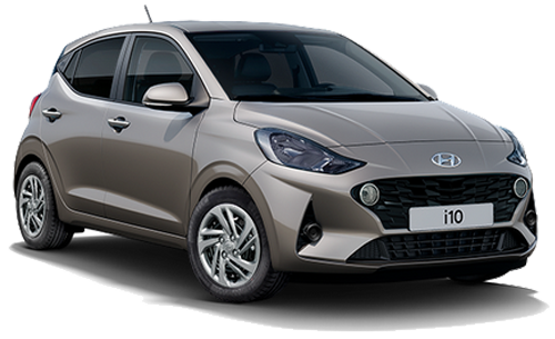 Hyundai I10 - Available In Brass