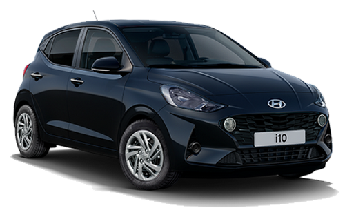 Hyundai I10 - Available In Phantom Black
