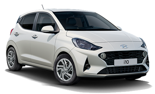 Hyundai I10 - Available In Polar White
