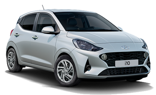 Hyundai I10 - Available In Sleek Silver