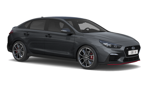 Hyundai I30 Fastback N - Available In Micron Grey