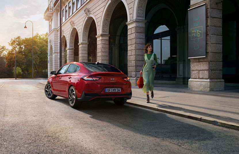 Hyundai I30 Fastback - Overview