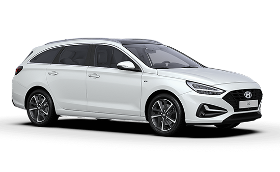 Hyundai I30 Tourer - Available In Polar White