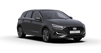 hyundai i30 - Available in Dark Knight