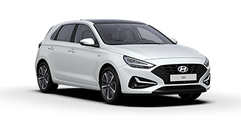 Hyundai I30 - Available In Polar White