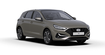 hyundai i30 - Available in Silky Bronze