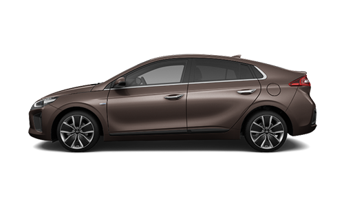 Hyundai Ioniq Hybrid - Available In Demitasse Brown