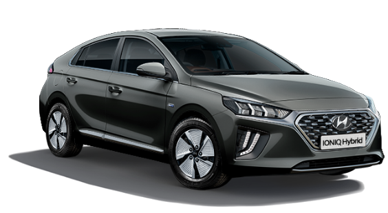 Hyundai Ioniq Hybrid - Available In Iron Grey