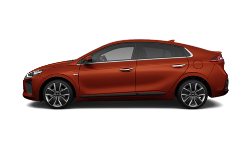 Hyundai Ioniq Hybrid - Available In Phoenix Orange