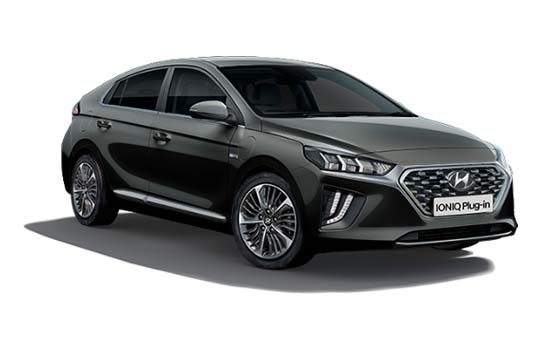 hyundai ioniq - Available in Amazon Grey