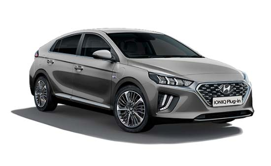 hyundai ioniq - Available in Cyber Grey