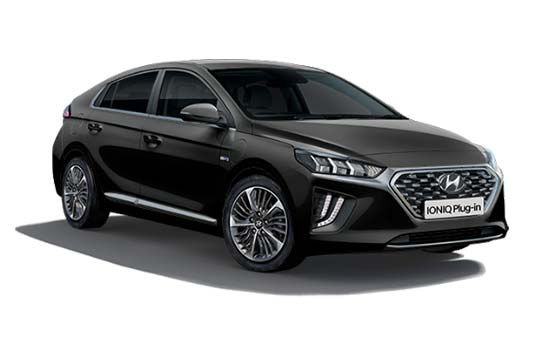 Hyundai Ioniq - Available In Phantom Black