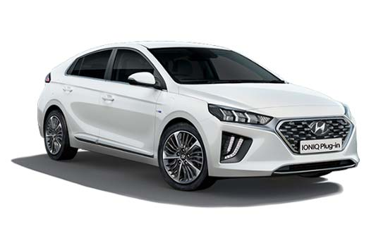 Hyundai Ioniq - Available In Polar White