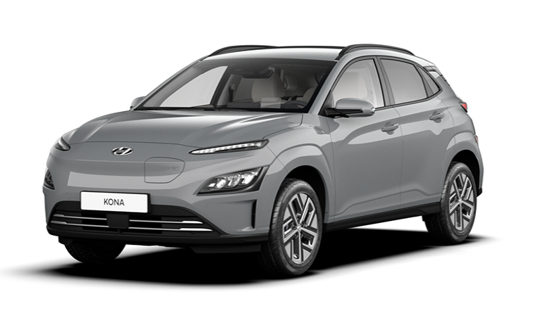 Hyundai Kona Electric - Available In Ceramic Blue