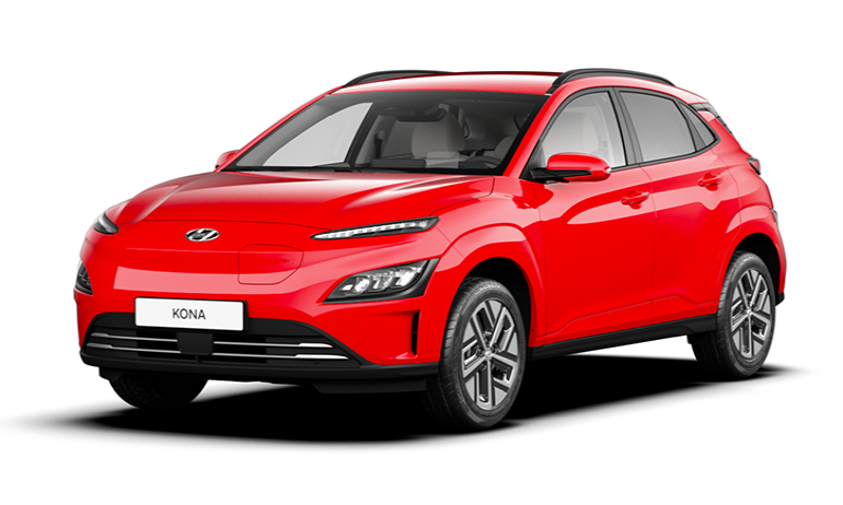 Hyundai Kona Electric - Available In Tangerine Comet