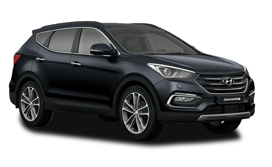 Hyundai Santa Fe - Available In Ocean View
