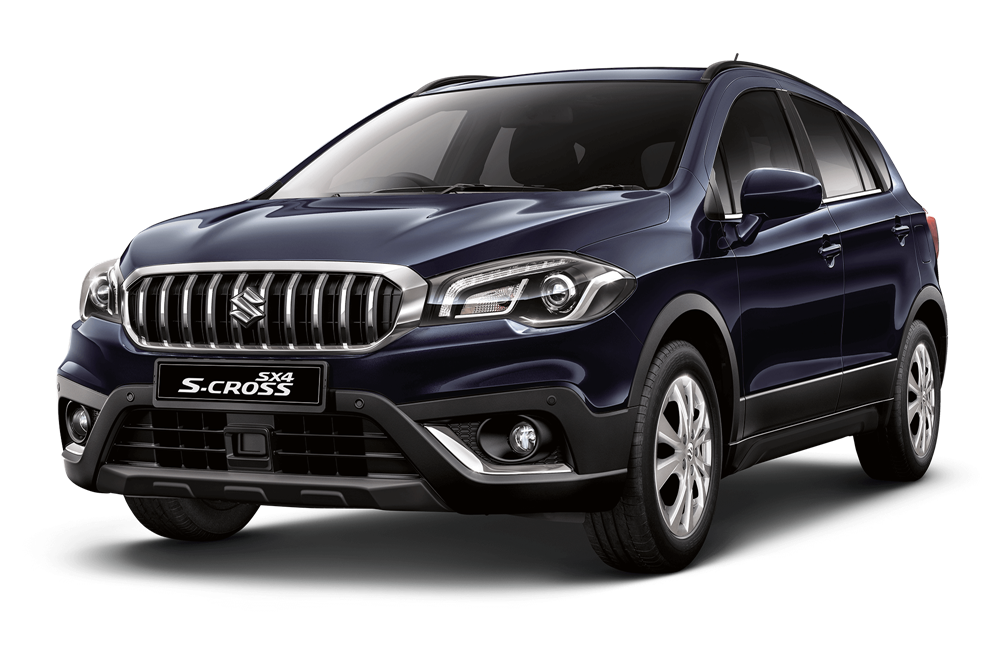 Suzuki S Cross - Available In Sphere Blue