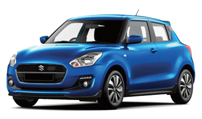 Suzuki swift-attitude