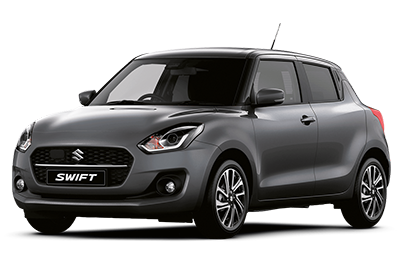 Suzuki Swift - Available In Mineral Grey Metallic