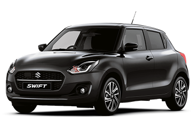 Suzuki Swift - Available In Super Black Pearl