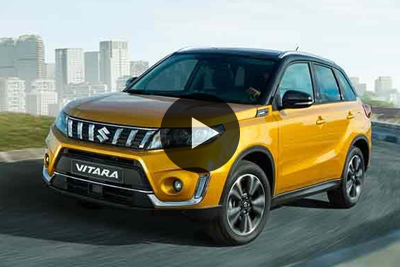 New Suzuki Vitara - Overview